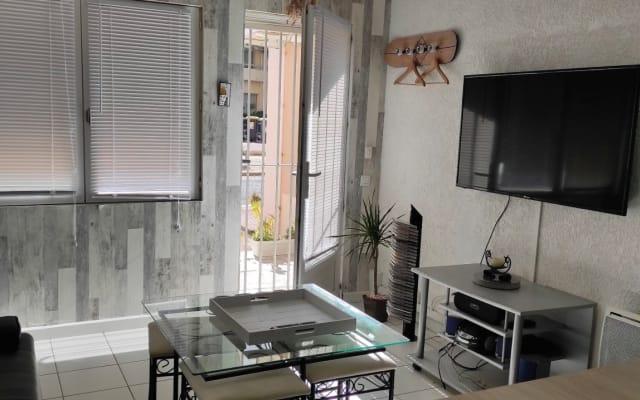 T2 Wohnung am Hafen von Canet-en-Roussillon