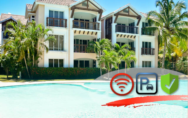 ♛Exclusive Residence w/ Balcony, Pool, Wi-Fi and Private Beach Access