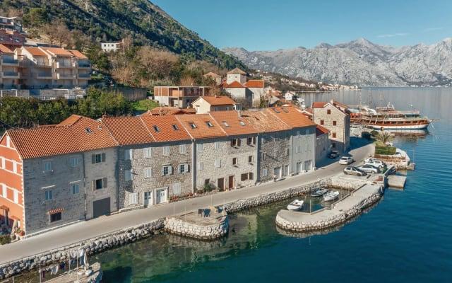 18th Century Villa in the UNESCO Bay of Kotor