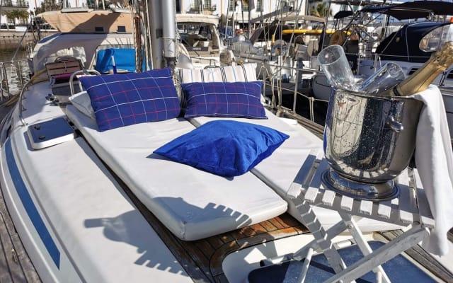Beautiful sailboat Gran Canaria