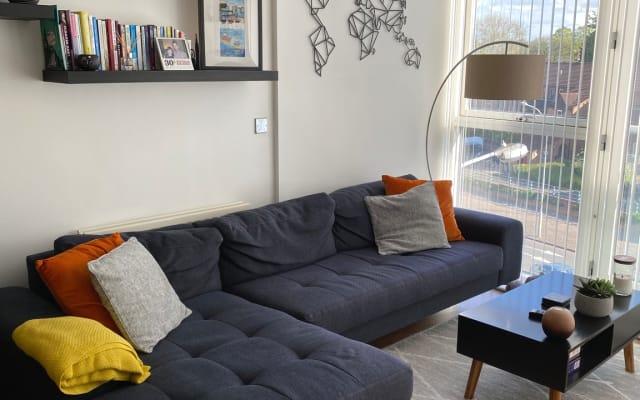 Apartamento en el centro de Birmingham