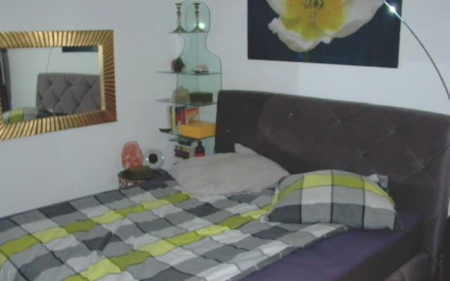 Chambres dans le centre de Francfort