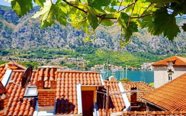 Kotor Old Town XV Century Antique Stone House & Seaview Terraces