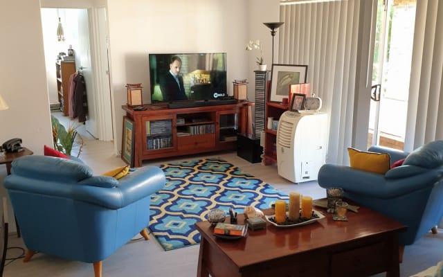 Sunny beachside 2 bedroom apartment in Ramsgate Beach on Botany Bay