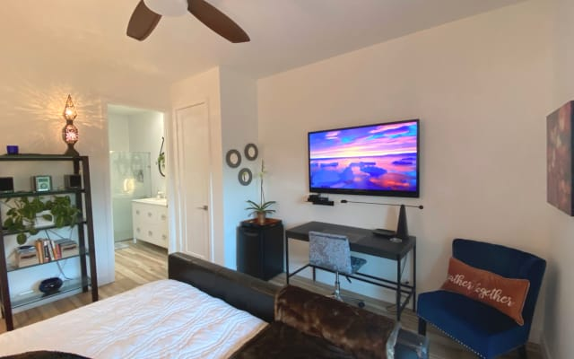 Private Room Master Suite. Remodeled, Spacious Condo.