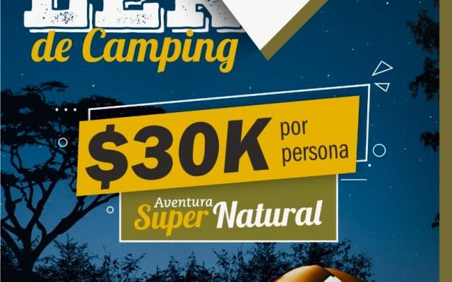 Camping area - Altos de la Reserva