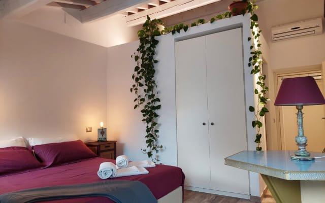 Camera matrimoniale - Santa Marta Rooms & Studios