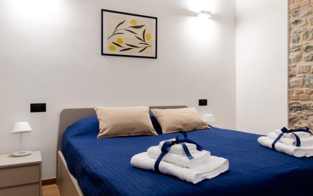 Largo Doria appartamento in centro città a due passi dal mare