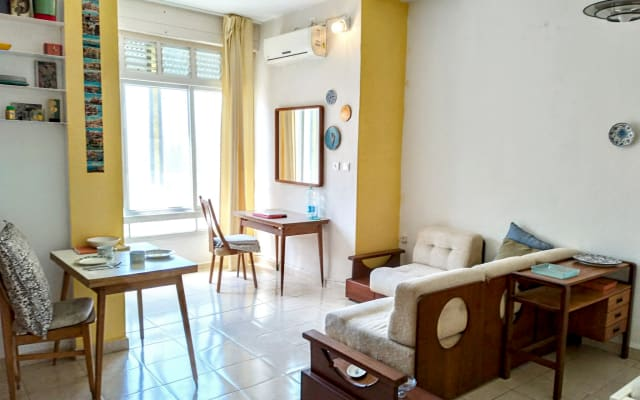 Sweet APT in Haifa's Downtown right at German Colony
