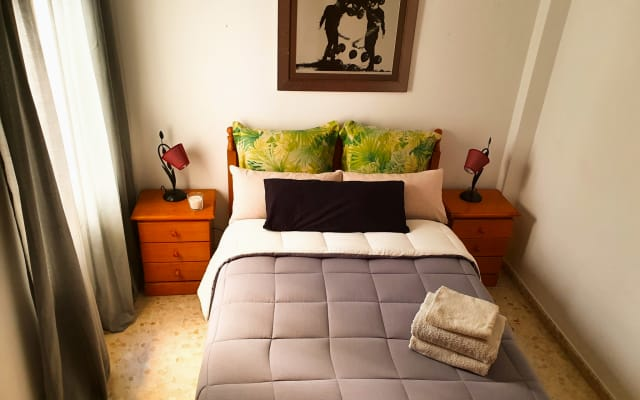 Fabulous room in Torremolinos 2 minutes from La Nogalera