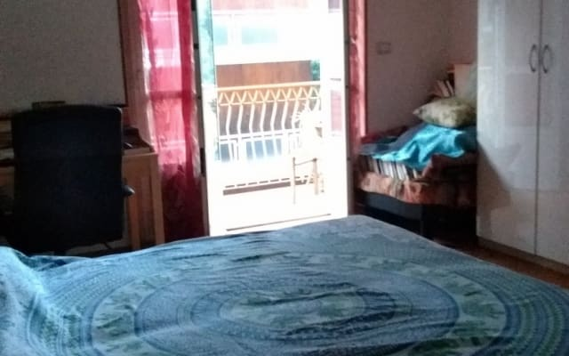 Entire apartment or double room for rent