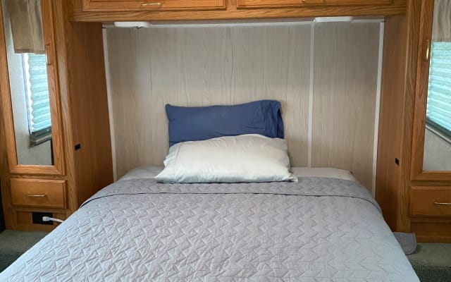 Découvrez la vie en camping-car à Williamsburg