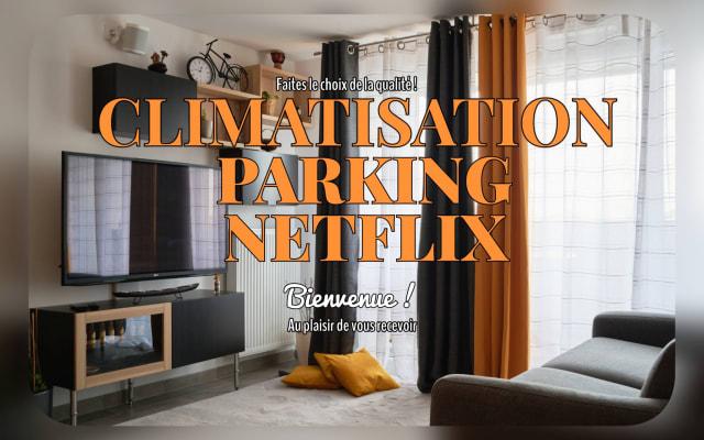 Habitación privada en piso nuevo + estacionamiento