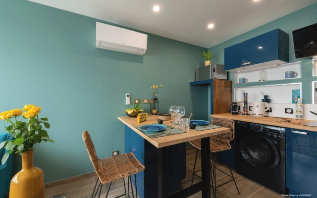NEW !APT. 4* STANDING 2 PERS. ROYAN - PROCHE PLAGE