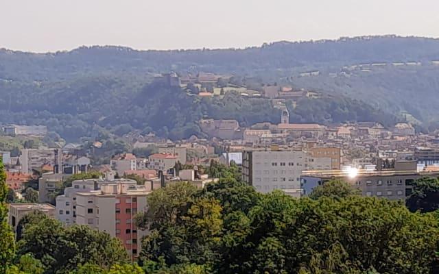 Camera privata vista cittadella