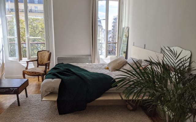 Lovely & Bright Central Parisian Apartment - 75011