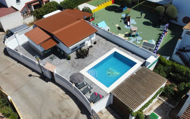 House with Private Pool in Marbella
