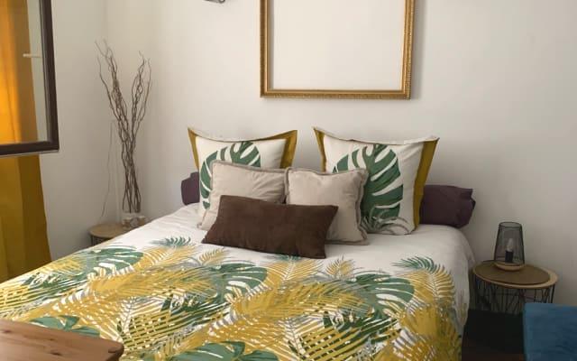 Schönes Zimmer in einer schönen Wohnung in der Nähe von allem Komfort