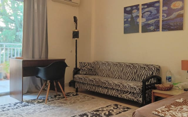 Wohngemeinschaft - Schlafzimmer 1