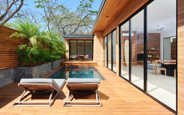 A charming and green getaway in Tamarindo