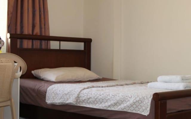 Wohngemeinschaft - Schlafzimmer 1 - 2