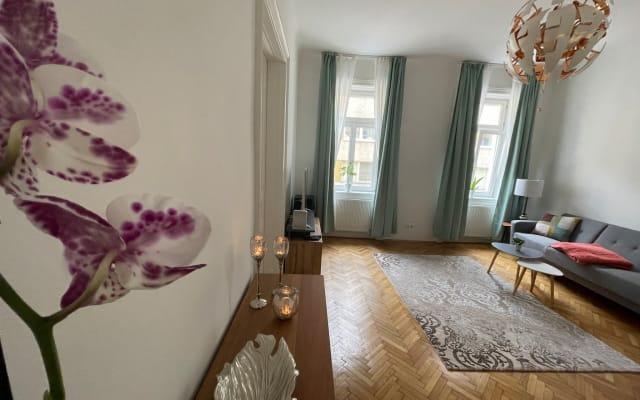 Zentrales Zimmer im Ausgehviertel von Wien