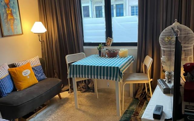 Studio-Apartment in zentraler Lage