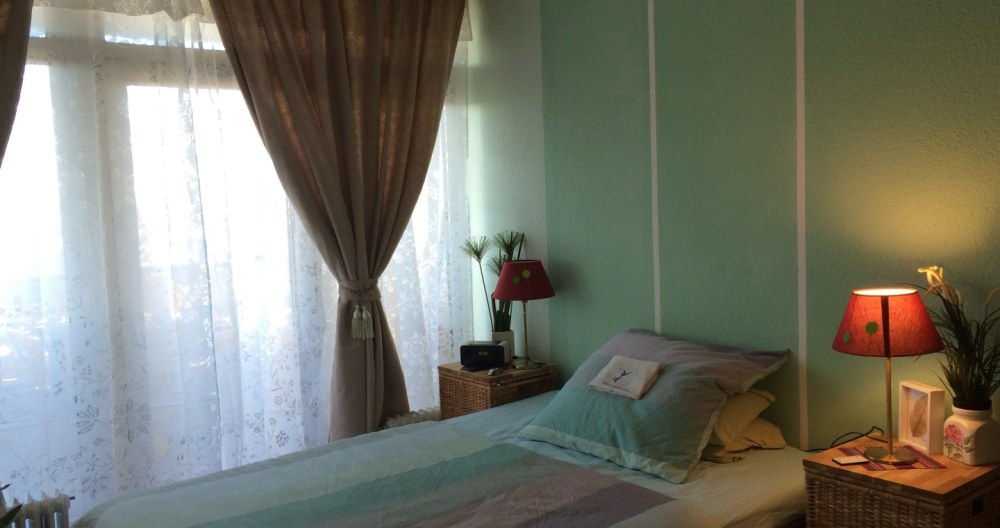 room with nice view , central and confortable - Gay
