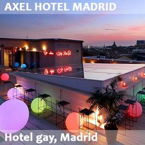 Axel Hotel Madrid Premium