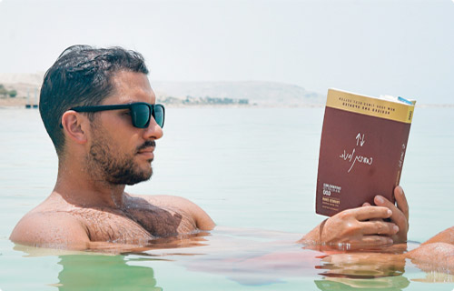 Travel gay safe Dead Sea