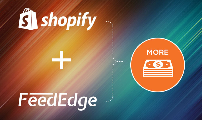 Shopify Product Feed App/Solution/Management = FeedEdge