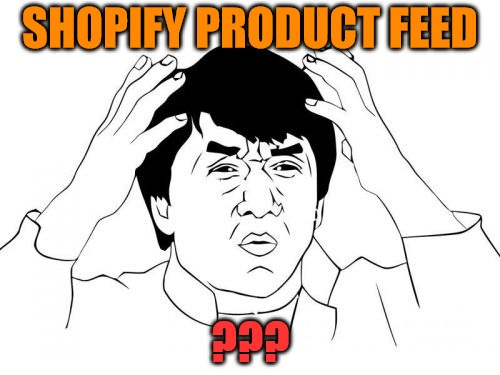 Shopify Product Feed URL