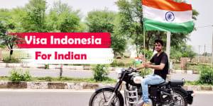 Visa Indonesia untuk orang India