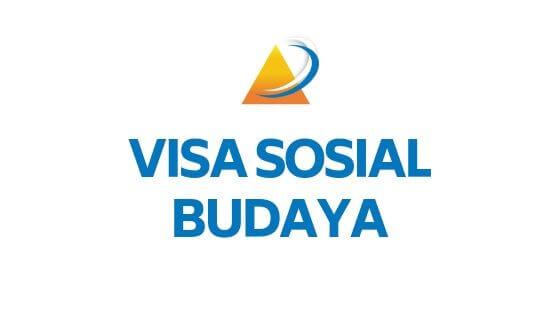 Visa Sosial Budaya