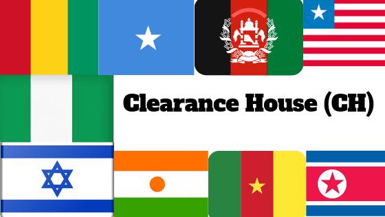 Daftar Negara Clearance House