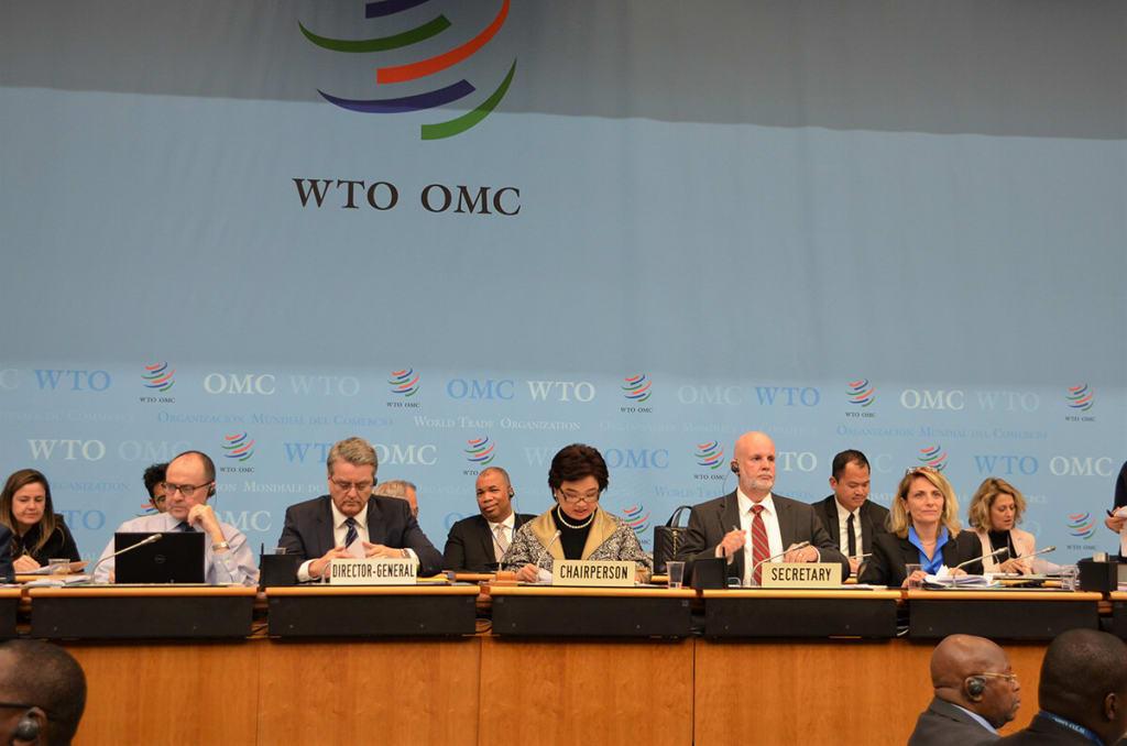 Kitas World Trade Organization