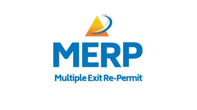 Multiple Exit Re-Permit