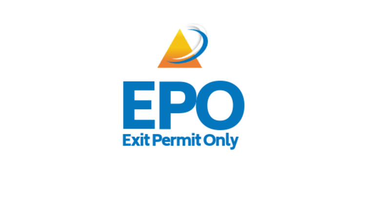 Exit Permit Only