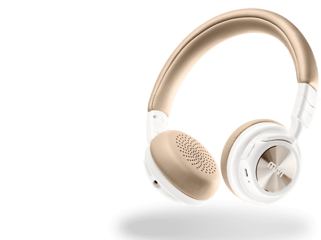 Best Wireless Bluetooth Over the Ear Headphone with Mic