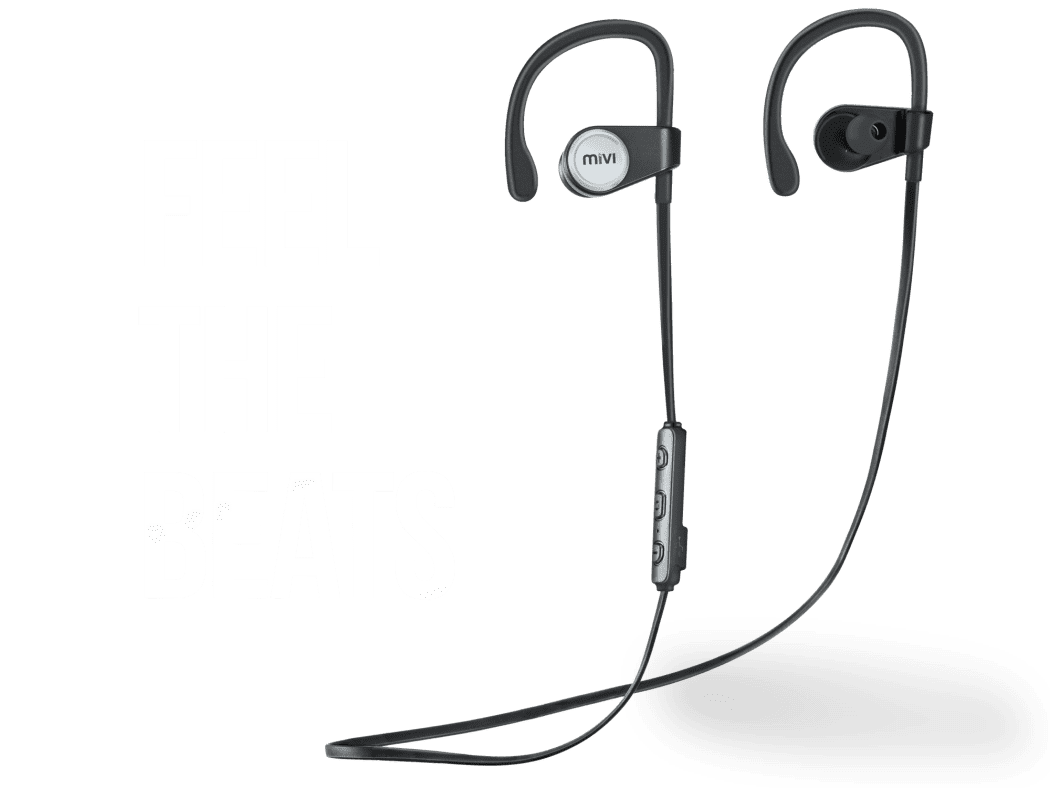 Best Wireless Bluetooth Earphone with Mic for Sports