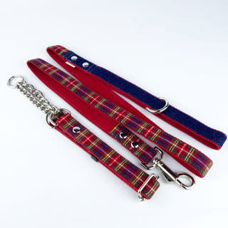 The Highlands – Collar and Leash for Small to Medium Dogs