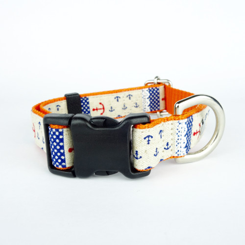 Ships Ahoy! – Collar for dogs