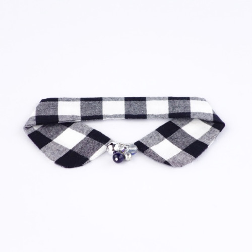 Almost Monochrome – Decorative Collar for Cats and Small Dogs