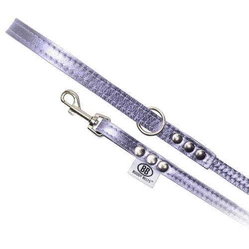 Buddy Belts Luxury Leather Leash (Pixie 2.0)