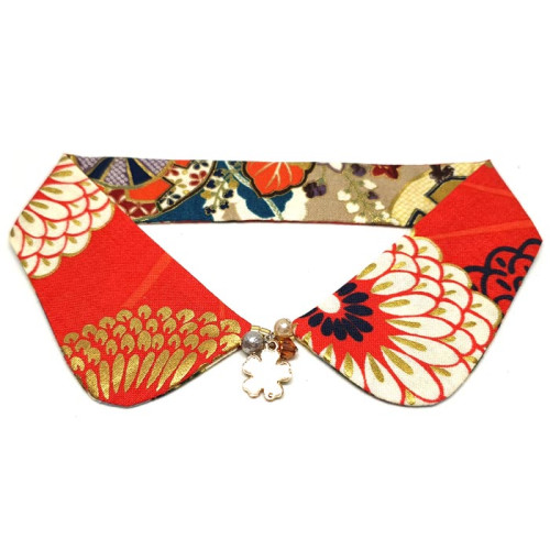 Edo – Reversible Decorative Collar