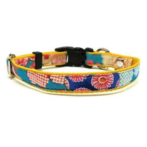 Summer Yukata – Collar for dogs