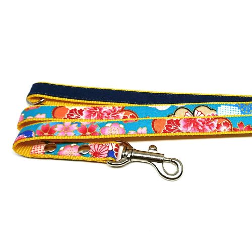 Summer Yukata – Leash for dogs