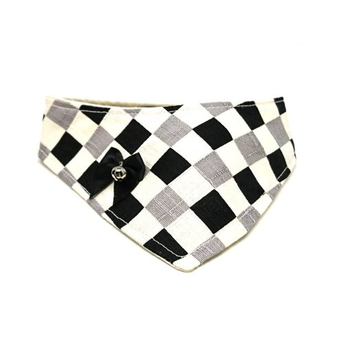 Chess – Bandana for cats and small dogs