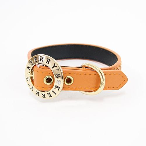 Kierry's Liz collar for dogs – orange (XL)