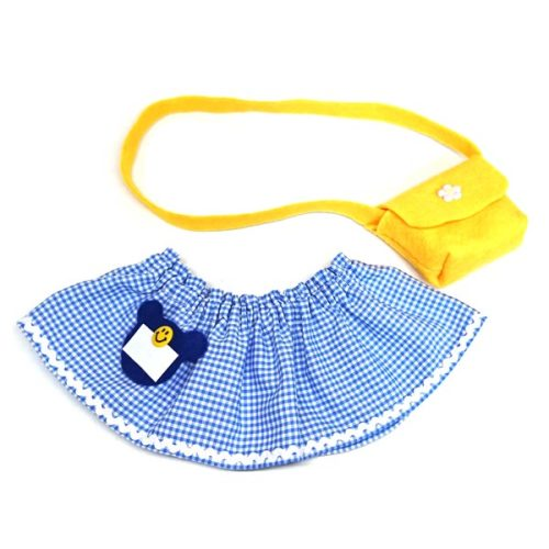 Kindergarten Kid Decorative Smock – For Cats and Small Dogs